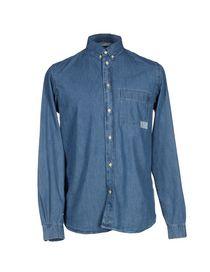 PAUL SMITH JEANS - Denim shirt