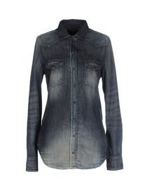 DIESEL - Camicia jeans