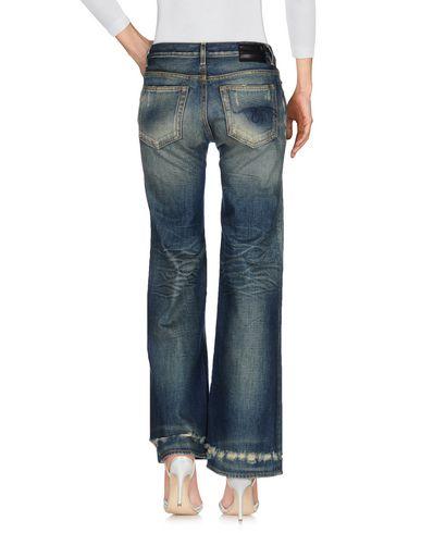 R13 DENIM PANTS, BLUE