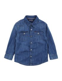 TOMMY HILFIGER - Camicia jeans