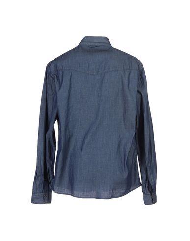 vente au rabais dernière ligne Armani Jeans Chemise En Jean Réduction obtenir authentique vente avec mastercard mieux en ligne SCdG6