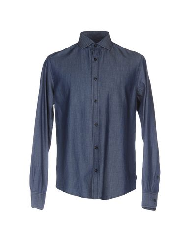 Manchester Armani Jeans Chemise En Jean super ykud2Jz