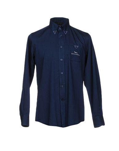 livraison gratuite Harmont & Blaine Camisa Vaquera confortable 2015 nouvelle vente Parcourir réduction lug0Z4