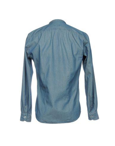 sortie 2014 nouveau prix d'usine Brian Dales Chemise En Jean vente 2014 vente magasin d'usine yX0VAZ25g9