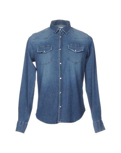 Guya G. Guya G. Camisa Vaquera Chemise En Jean Offre magasin rabais tumblr discount dernier vente énorme surprise sortie avec paypal ec5yFr