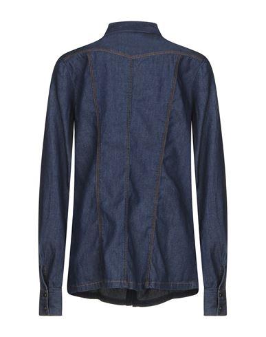 2014 unisexe remises en vente Chemise En Jean Mangano jeu exclusif à la mode 85b1uN8