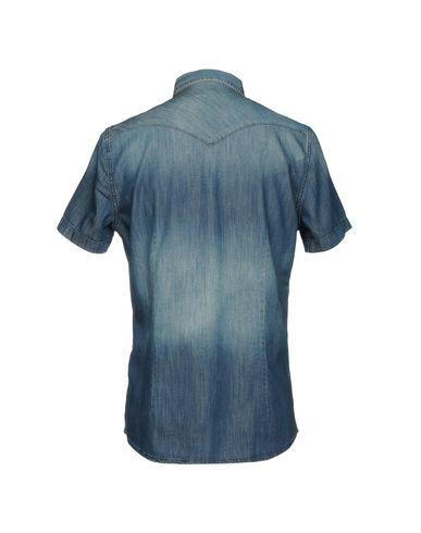 magasin de dédouanement Chemise En Jean Diesel collections en ligne Pl5PS85l