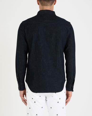 vente bon marché peu coûteux Polo Ralph Lauren Pas Cher Jean Ouest Chemise Camisa Vaquera PROMOS zls0CrsJ8