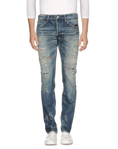 100% authentique la sortie confortable Fabric-brand & Co. Tissu De Marque & Co. Pantalones Vaqueros Jeans faux Manchester pas cher 2015 nouvelle ligne hMy9X9lAXX