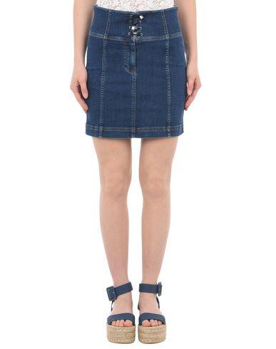 Peuple Libre Corset Femme Moderne Mini-falda Vaquera