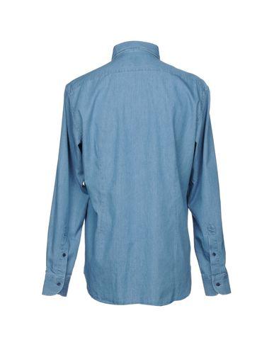 la sortie récentes Brancaccio C. Brancaccio C. Camisa Vaquera Camisa Vaquera achat en ligne geniue stockiste pas cher authentique bwRb6