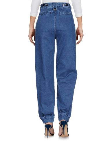 Esperluette Coeur De New York Pantalones Vaqueros vente de faux faible frais d'expédition prix livraison gratuite vue à vendre le moins cher opsspi