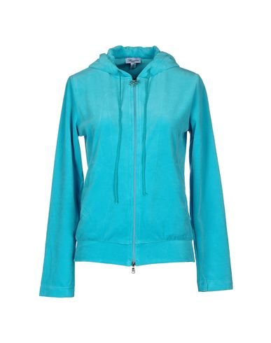 BLUMARINE BEACHWEAR - Hooded sweatshirt
