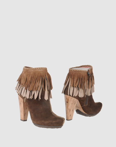 GOFFREDO FANTINI - Ankle boot