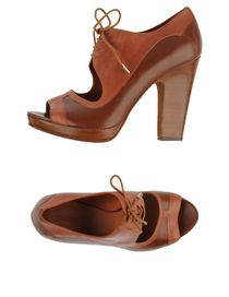 TRUSSARDI - Laced shoes