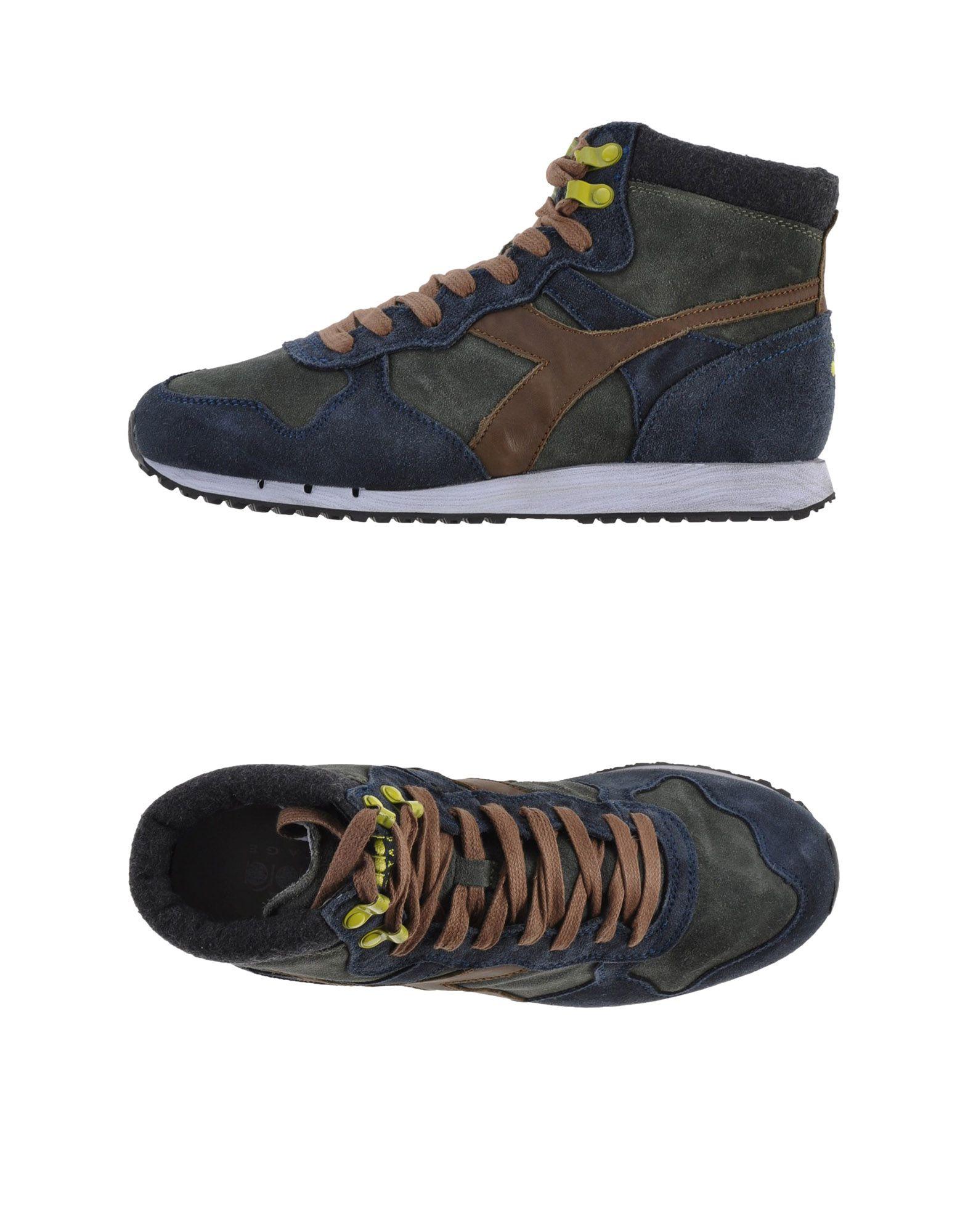 vendita uk nuovi oggetti ultimo sconto Sneakers Alte Diadora Heritage Trident Mid S Sw Donna ...