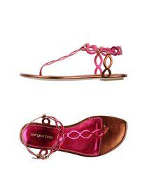 SERGIO ROSSI - Flip flops