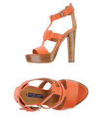 RALPH LAUREN COLLECTION - Sandals