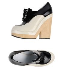 JIL SANDER - Laced shoes