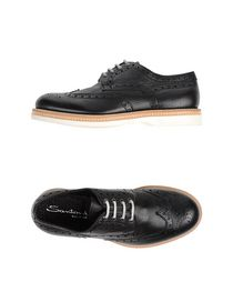 SANTONI - Laced shoes