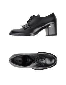 NEIL BARRETT - Laced shoes