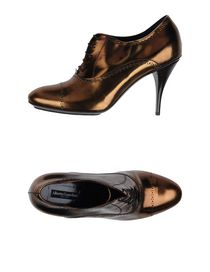 ALBERTO GUARDIANI - Laced shoes