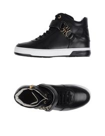 SALVATORE FERRAGAMO - High-tops