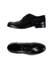 EMPORIO ARMANI - Laced shoes