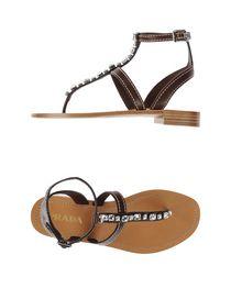 PRADA - Flip flops