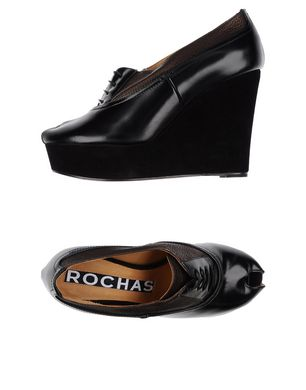 ROCHAS - Laced shoes
