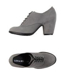 LUCA STEFANI - Laced shoes