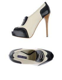 RALPH LAUREN COLLECTION - Laced shoes