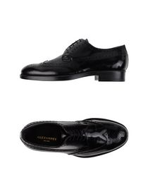 ALEXANDER - Laced shoes