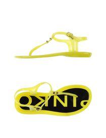 PINKO SKIN - Flip flops