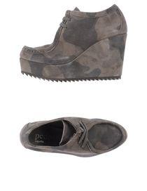 PEDRO GARCÍA - Laced shoes