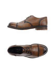 J.P. DAVID - Laced shoes