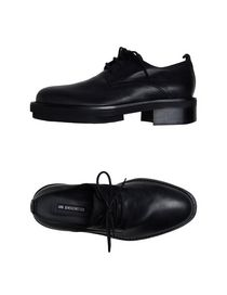 ANN DEMEULEMEESTER - Laced shoes