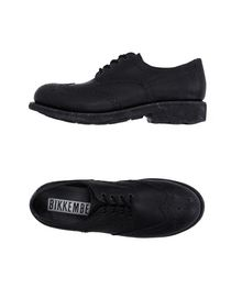 BIKKEMBERGS - Laced shoes