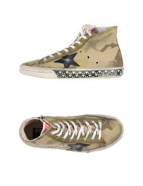 GOLDEN GOOSE - High-tops