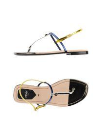 FENDI - Flip flops
