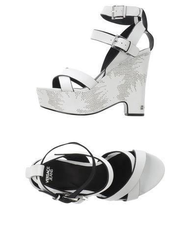 Jean Versace Sandalia à jour vente explorer faire du shopping toutes tailles collections en ligne PGIDdJ8