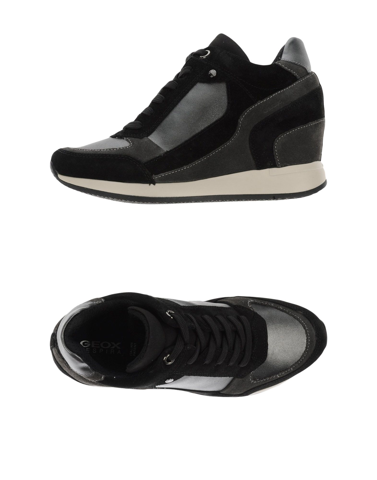 Geox Low Sneakers & Te...