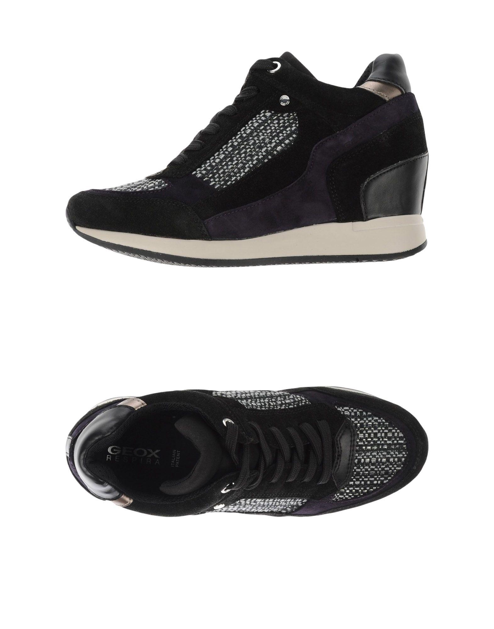 Geox Low Sneakers & Te...