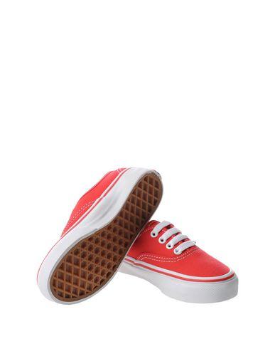 Fourgons K Authentiques Chaussures De Sport Rouge / Blanc Vrai visite 6II5uu