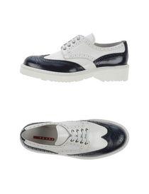 PRADA SPORT - Laced shoes
