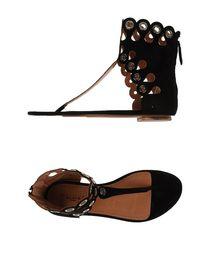 ALAÏA Flip flops