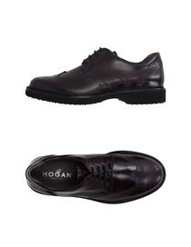 HOGAN - Laced shoes