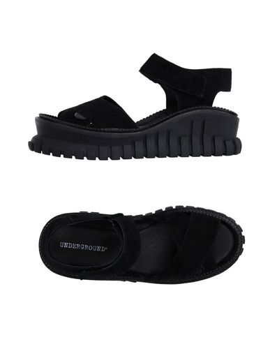 UNDERGROUND Sandals at yoox.com