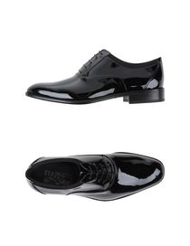 SALVATORE FERRAGAMO - Laced shoes