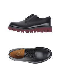 VALENTINO GARAVANI - Laced shoes